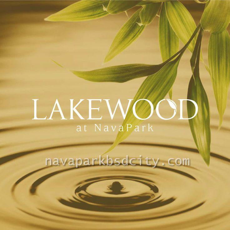 Brosur cluster Lakewood NavaPark BSD