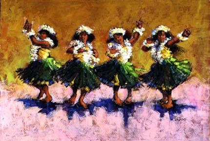 Keiki Dance Class by Al Furtado at Maui Hands