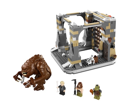Finally, we are getting LEGO Rancor ;-))))))))