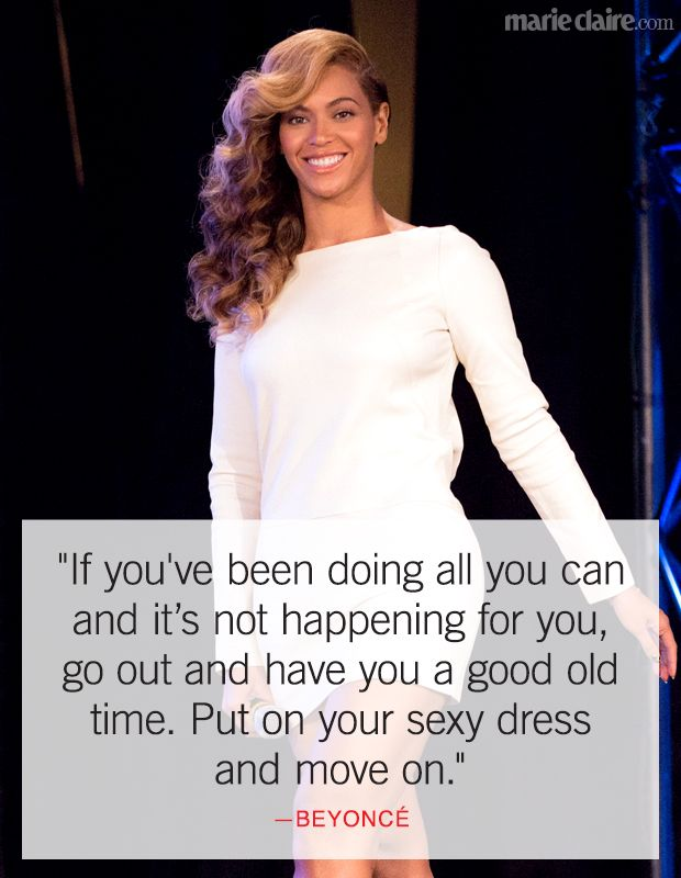 10 Beyoncé Quotes That Will Instantly Make You a Better Person
