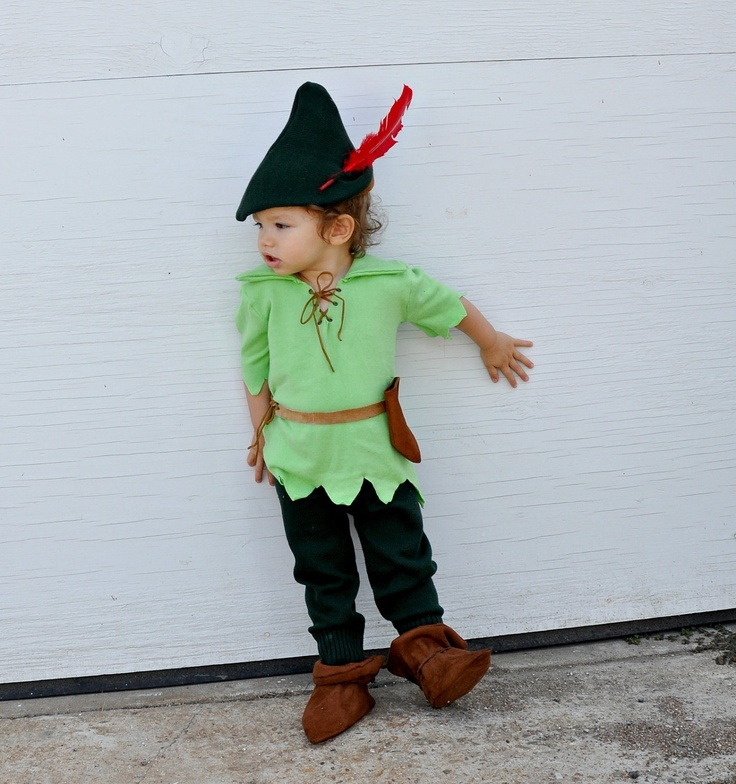 peter pan inspired costume halloween pinterest. Black Bedroom Furniture Sets. Home Design Ideas