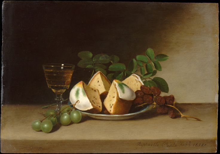 Still Life with Cake Raphaelle Peale (1774–1825)