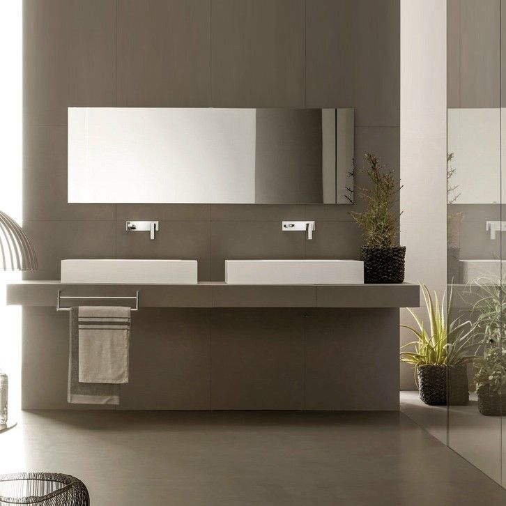 Komplett Neu 8 best Bad - WC images on Pinterest | Wand, Bathrooms and Cleanses FQ57
