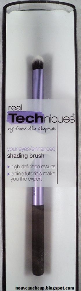 Beauty Bite: Real Techniques Shading Brush