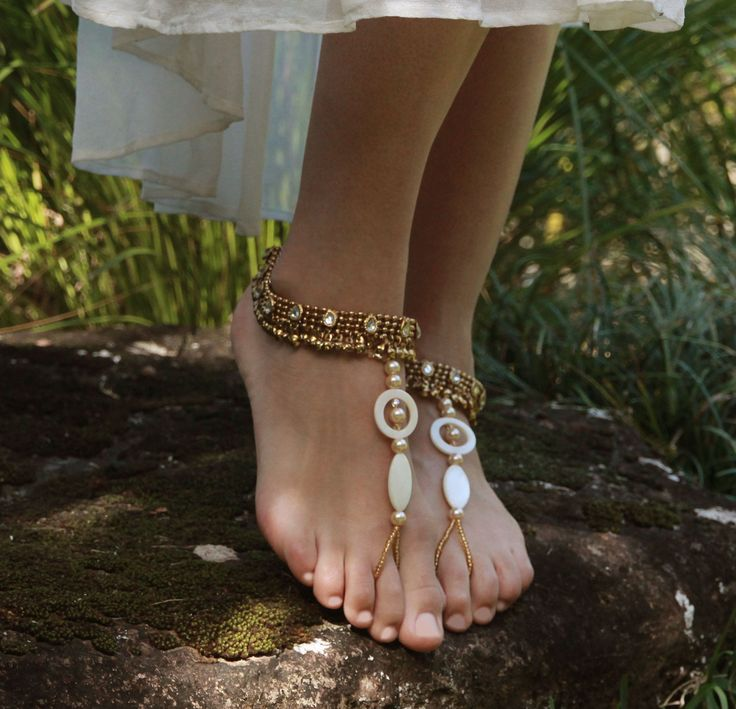 113 Best Crochet Barefoot Sandals Inspiration Images On