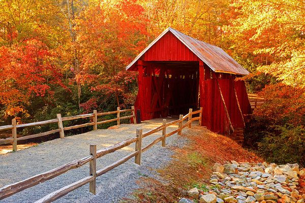 Best 25 Covered Bridges Ideas On Pinterest Franconia
