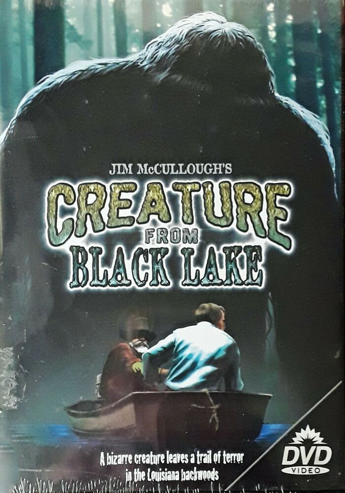 CREATURE FROM BLACK LAKE - JACK ELAM, DUB TAYLOR - STERLING