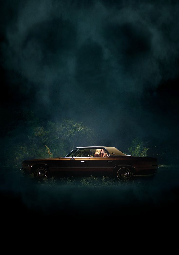 It Follows movie poster without text