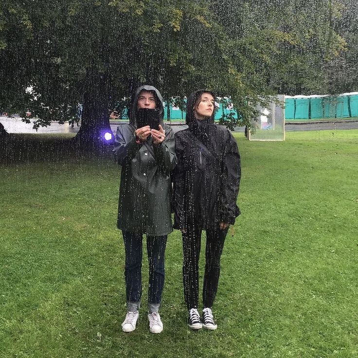 The Swedes Know How to Improvise: Rain-Friendly Festival Style Reigns Supreme at…