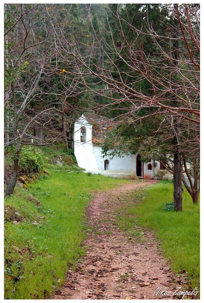 Chapel in Lefkada