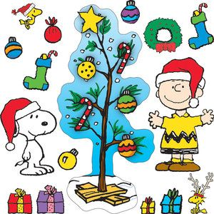 A Charlie Brown Christmas® Bulletin Board Set