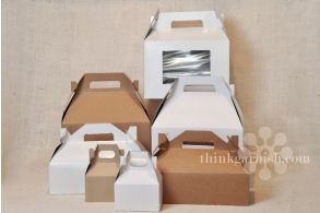 simple packaging for welcome goody boxesGarnish Com, Packaging Supplies, Gift Boxes, Gifts Parties, Gables Boxes, Packaging Sources, Shops Garnish, Packaging Life, Life Moments