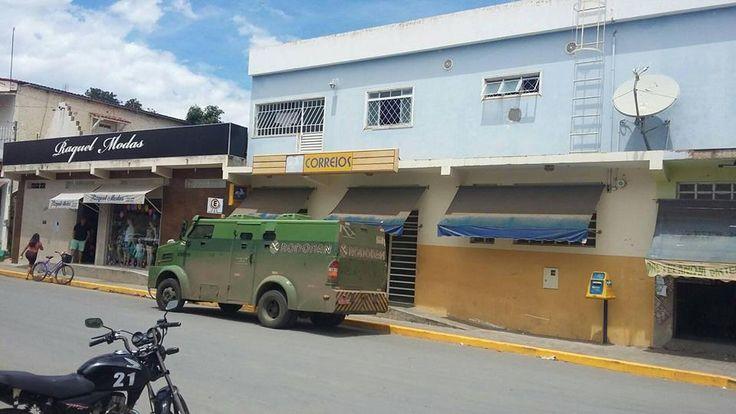 PORTAL DE ITACARAMBI: AGÊNCIA DOS CORREIOS DE ITACARAMBI É ASSALTADA MAI...