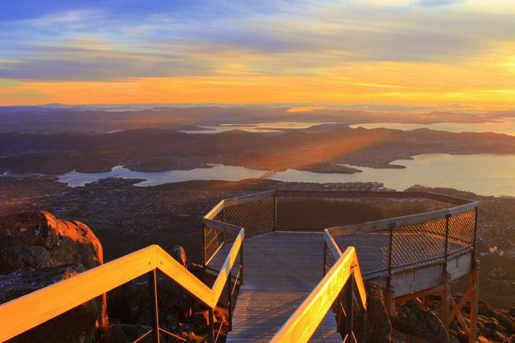 Mount Wellington, TAS