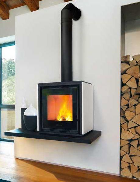 Best 25 Modern Wood Burning Stoves Ideas On Pinterest