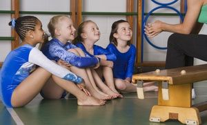 Groupon - Gymnastics Classes for Boys or Girls at Great Northern Gymnastics (Up to 52% Off). Four Options Available.  in Multiple Locations. Groupon deal price: $25