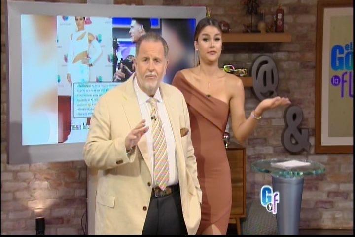 Clarissa Molina Niega Que Tenga Una Relación Con Jugador De NBA