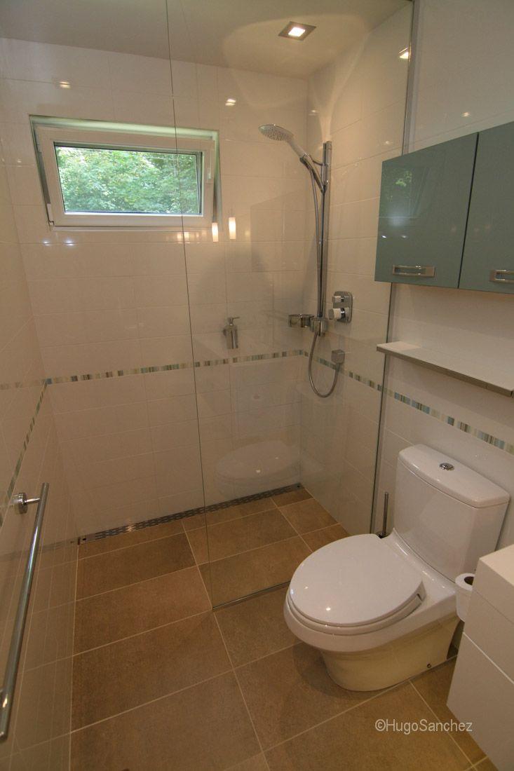 douche l 39 italienne salle de bain pinterest douches italien et plancher chauffant. Black Bedroom Furniture Sets. Home Design Ideas