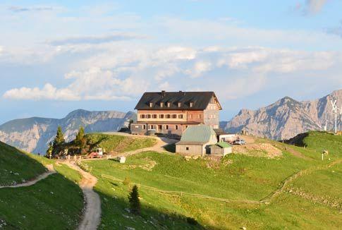 Rotwandhaus, Schliersee