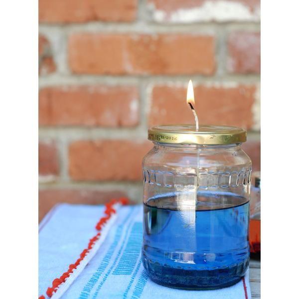 M s de 1000 ideas sobre l mparas de aceite en pinterest - Como sacar aceite del piso ...