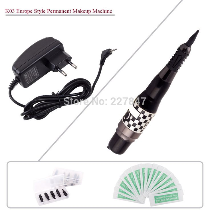 ==> [Free Shipping] Buy Best CHUSE Hot Sales K03 Permanent Makeup Tattoo Machine Gun Eyebrow Rotary Tattoo Machine Kits for Microblading Tattoo Machine Online with LOWEST Price   2028687969