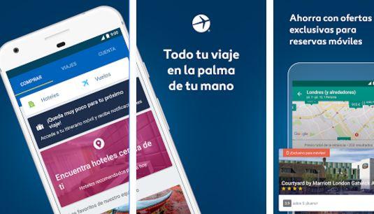 Vuelos Baratos al alcance en Expedia App
