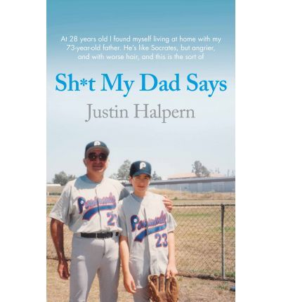 Almost one million people follow Mr Justin Halpern's philosophical musings every day on Twitter. This book features his sayings.