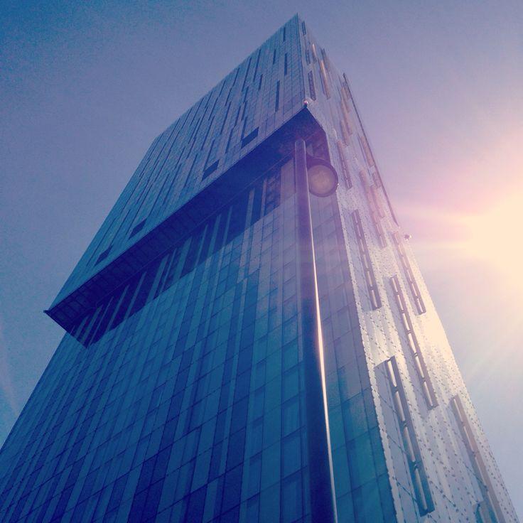 Deansgate Hilton Hotel, Manchester