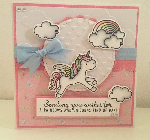 angel4031 Mama Elephant Unicorn and Rainbows