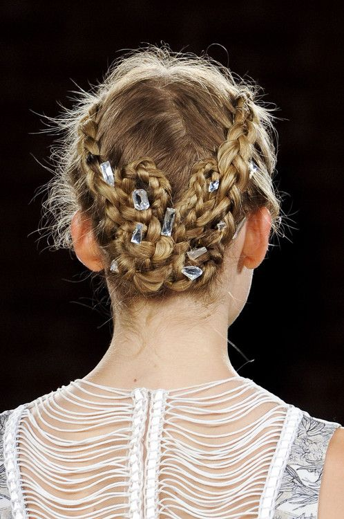hair styles twists 5701 best images about hair on chignons easy 4941