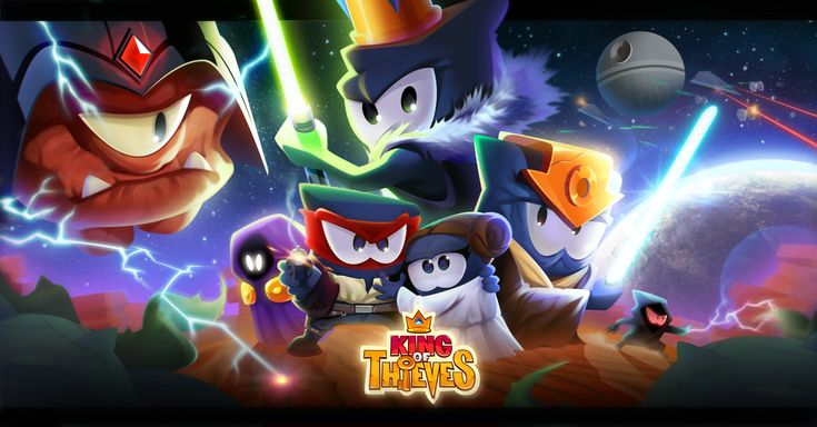 Consulter ce projet @Behance : « king of thieves » https://www.behance.net/gallery/43289329/king-of-thieves