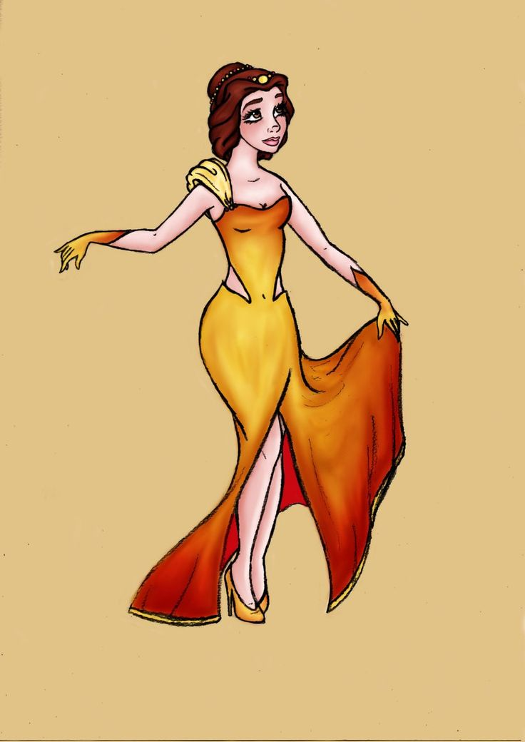 New Belle By Urbanstardeviantartcom  Disney  Belle -3545