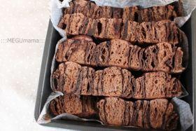 「ショコラマーブルのちぎりぱん」MEGUmama | お菓子・パンのレシピや作り方【corecle*コレクル】