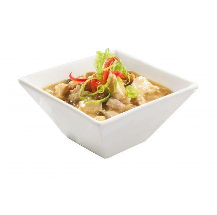 Dinde au curry Linéadiet (minceurmoinscher.com) Curry de dinde hyperprotéiné prêt à l'emploi  Vous pouvez enfin retrouver les saveurs de vos voyages en Asie avec ce curry de dinde hyperprotéiné conçu spécifiquement pour votre régime. Gardez la ligne et mincissez tout en profitant d'un plat gourmand idéal pour le déjeuner ou le dîner.  Volaille, épices, légumes et goûts d'ailleurs réunis dans une même assiette prête à être dégustée!