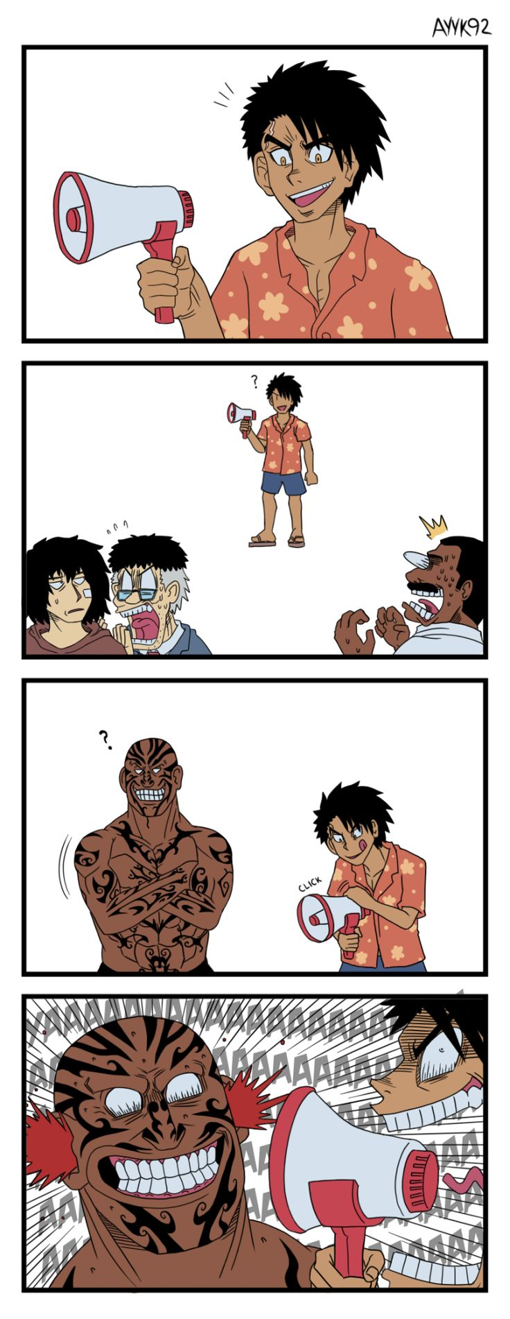 Give Kengan Ashura a look if you haven't yet, it's