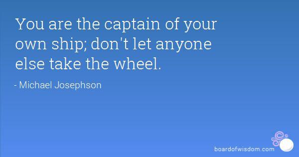 Ship Captain Quotes. QuotesGram by @quotesgram