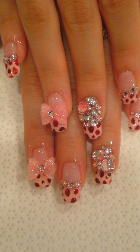Have you ever experienced with a 3D nail design for your nails? If you still don't know how to create a 3D nail art, why not check today's post out. In the post, dozens of 3D nail art are introduced to you. The 3D nail designs are stylish as well as pretty for every woman. …