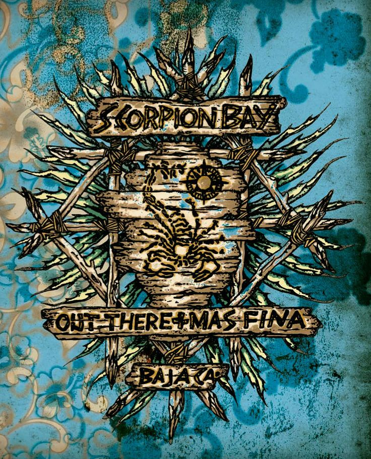 #ScorpionBay #BajaCalifornia #Mexico #OutThereMasFina