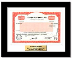 Акции Activision | Blizzard — всего 100$ на Nasdaq, или Питерской бирже.