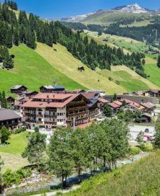 Sport Vital Hotel Central | Hôtels 4 étoiles | Tux-Vallée Zillertal | Tyrol | Autriche