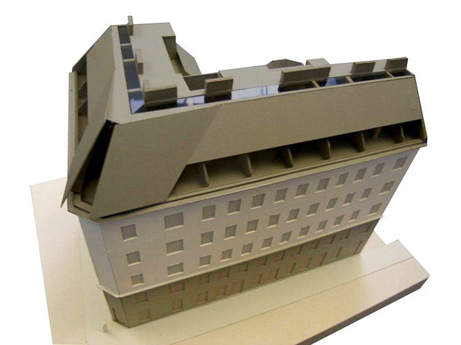 475 besten a roof bilder auf pinterest moderne - Lakonis architekten ...