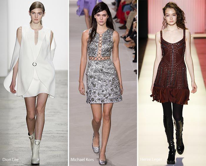 Fall Winter 2016 2017 Fashion Trends
