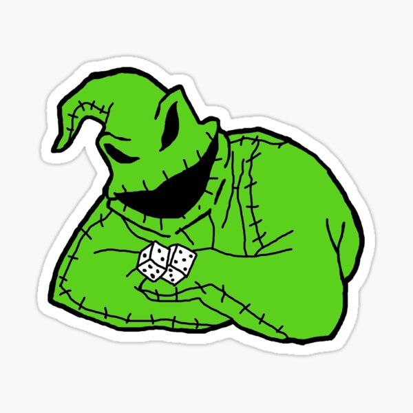 The Nightmare Before Christmas Stickers In 2021 Oogie Boogie Man Nightmare Before Christmas Decorations Sally Skellington