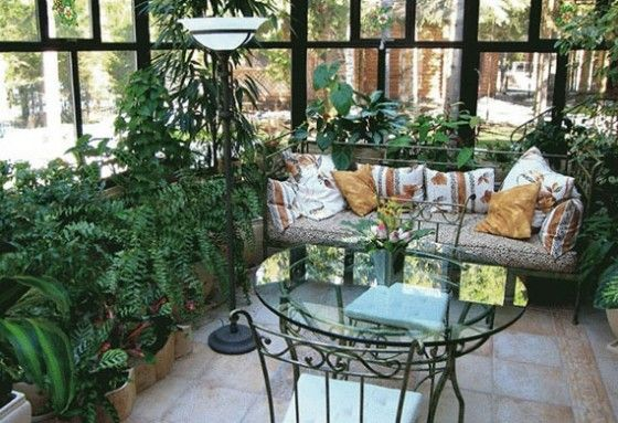 Garden & Greenhouse - växthus och orangerier - Exklusiva Garden Room från BC Greenhouse
