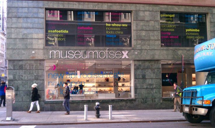 WHO TRAVEL: Travel | Museum of Sex, The only place such as a playground for a child