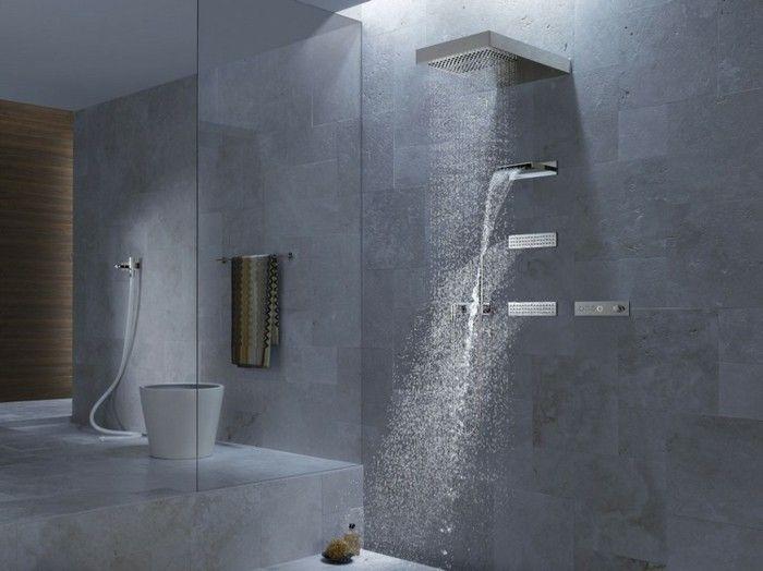 Die besten 25+ Spiegelbeleuchtung Ideen auf Pinterest Graues - led beleuchtung badezimmer
