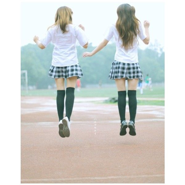 catholic school girl uniform catholic school ❤ liked on Polyvore featuring people, pictures and girls