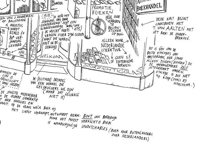 Bookshop by Jan Rothuizen