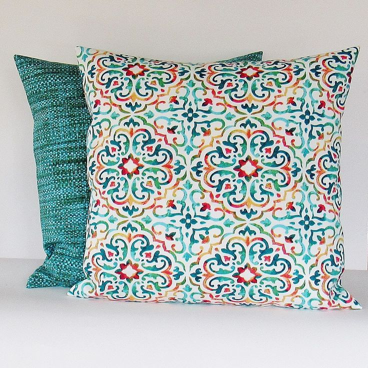 59 best Outdoor Pillow Covers images on Pinterest