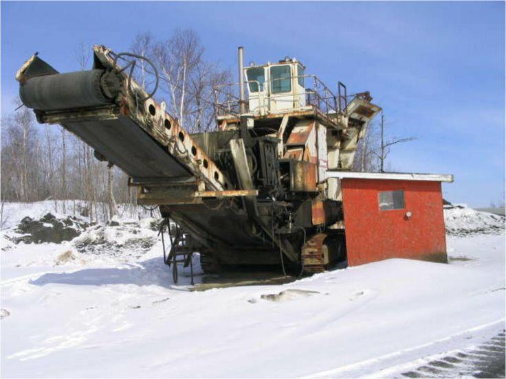 NORDBERG LOKOTRACK 125 Planta Trituradora para venta - McDowell B Equipment Sudbury, ON